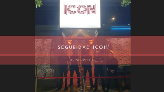 Seguridad DIS SERVICIOS en discoteca ICON