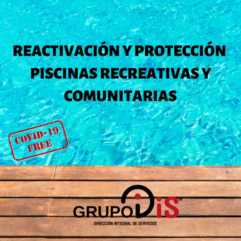 Reactivación y protección piscinas recreativas